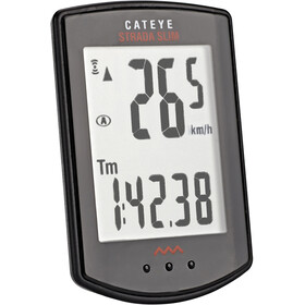 CatEye Strada CC-RD310W Slim Bike Computer black